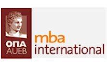 MBA International Program -Οικονομικό Πανεπιστήμιο
